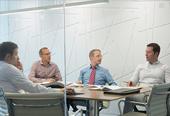 Belmont Equity Partners Website Design and Development