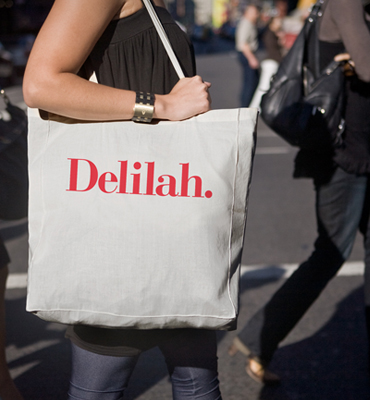 Delilah – A Retail Brand Identity with Character