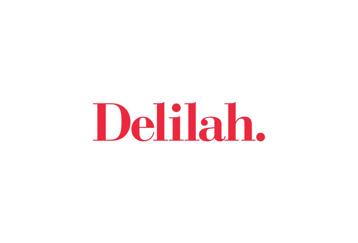 delilah-logo-design
