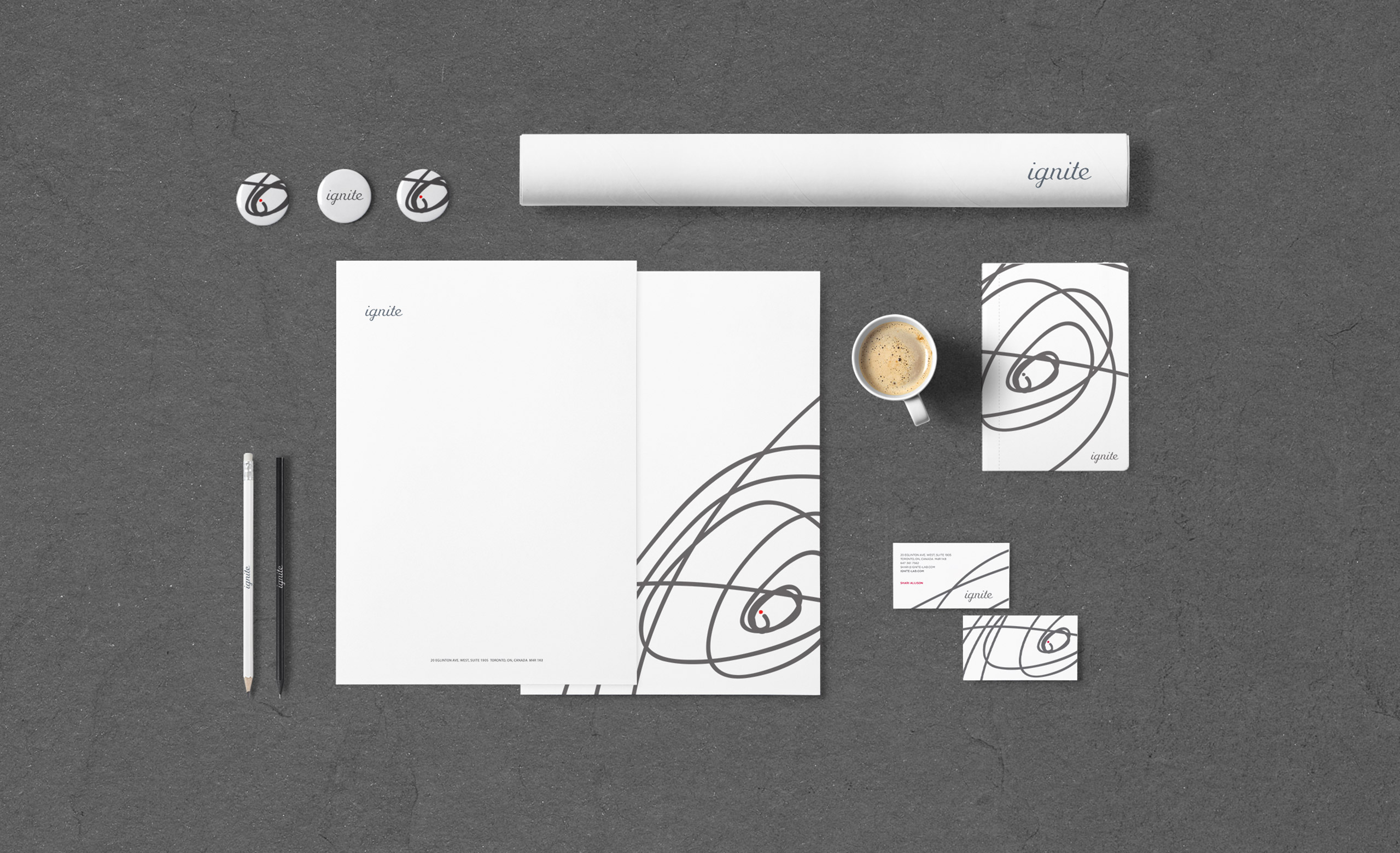 ignite-stationery