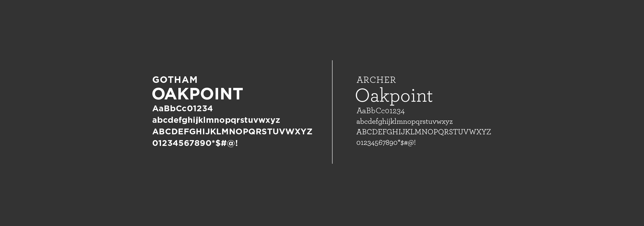 oakpoint-asset-management-typography