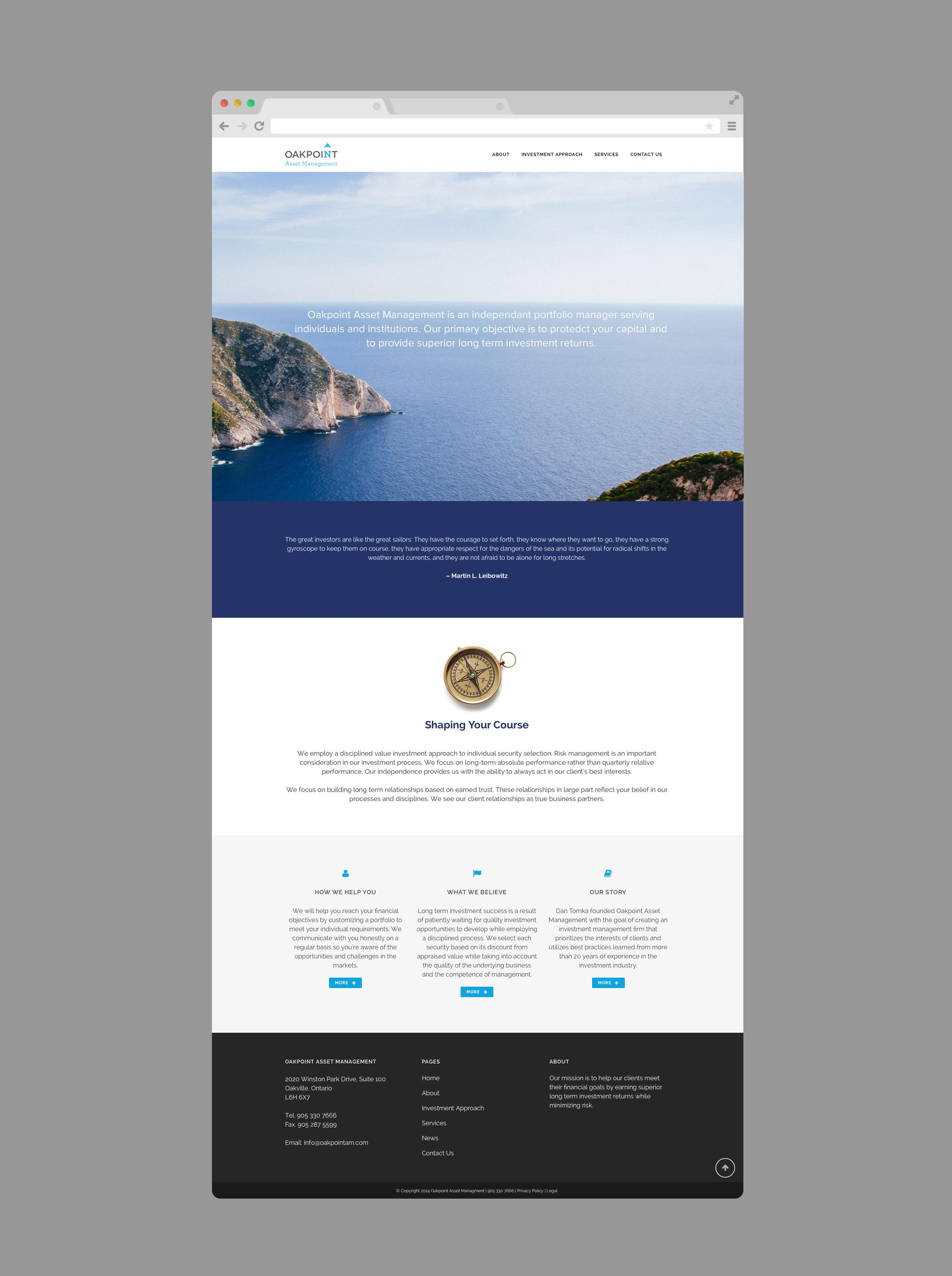 oakpoint-asset-management-website