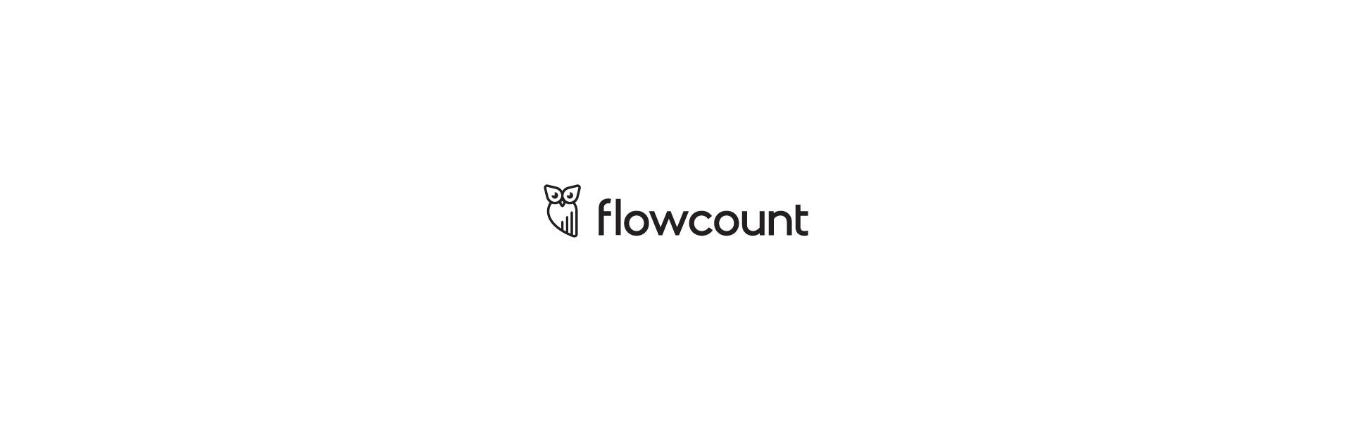 Flowcount Logo Design