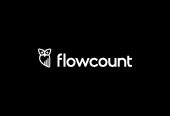 Flowcount Logo and Brand Identity Design