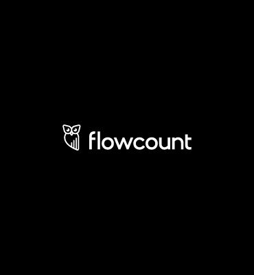 Flowcount Logo and Brand Identity Design