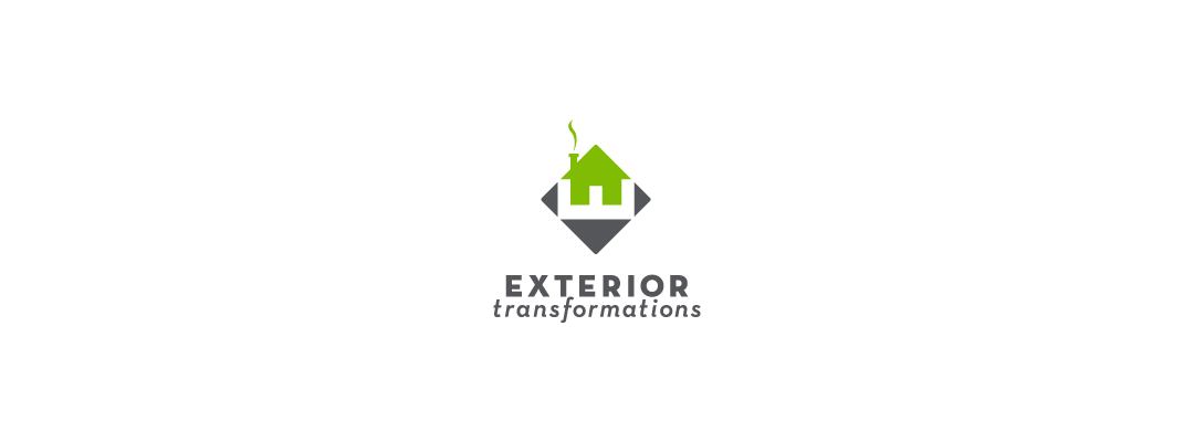 exterior transformations logo design