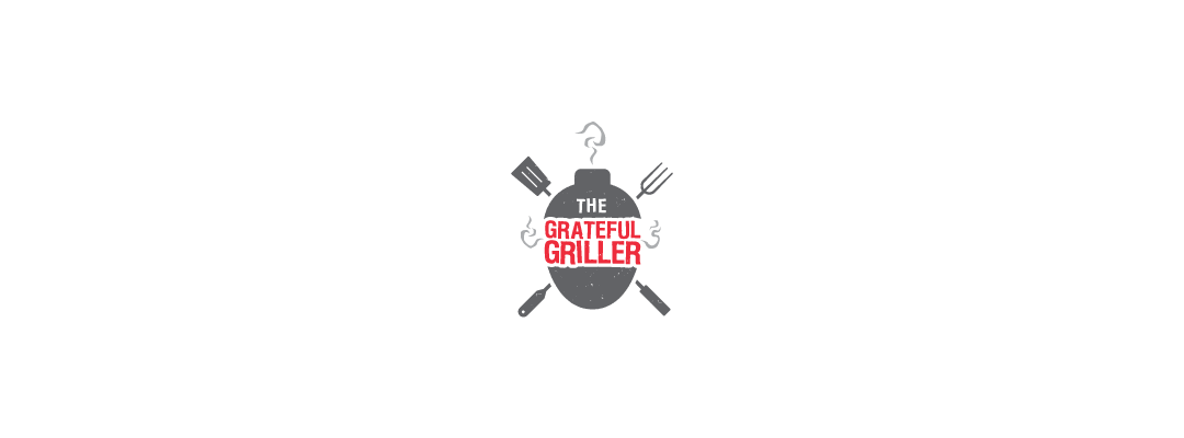 grateful griller logo design