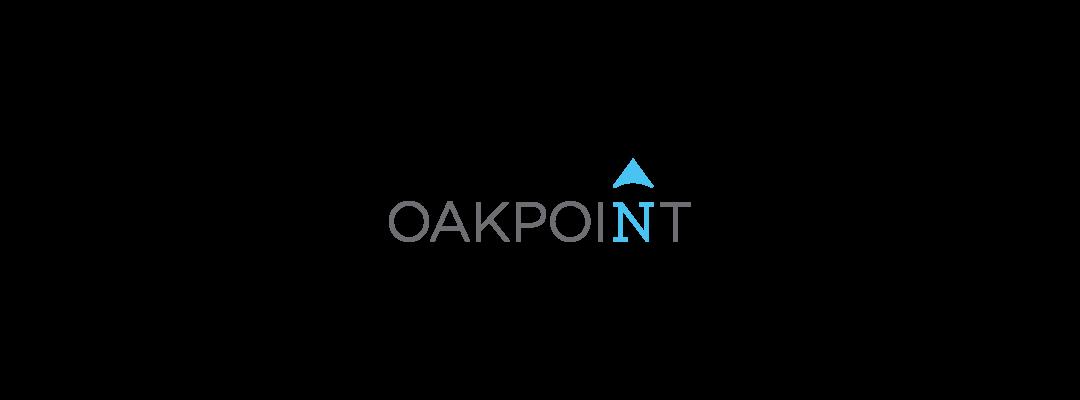 oakpoint logo design
