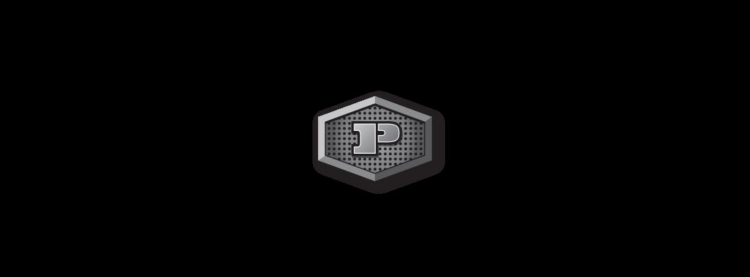 provincial aggregate logo design